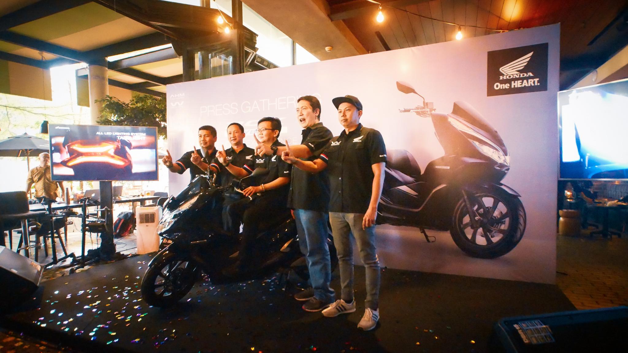 PCX Hybird siap hadir di Jakarta dan Tangerang lewat PT. Wahana Makmur Sejati