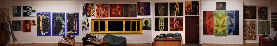 A fine series of works called the Great Unmasking Series - just $5 mil and it's yours