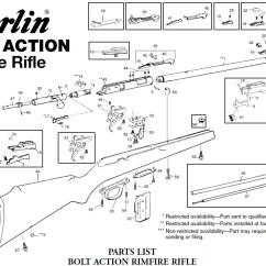 Marlin Glenfield Model 60 Parts Diagram 1977 Ford F150 Wiring 39 Engine And