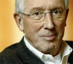 Rien Meijerink, voorzitter van de RVZ