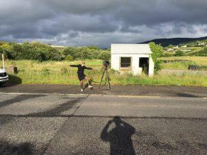 De grens tussen Noord-Ierland en Ierlad