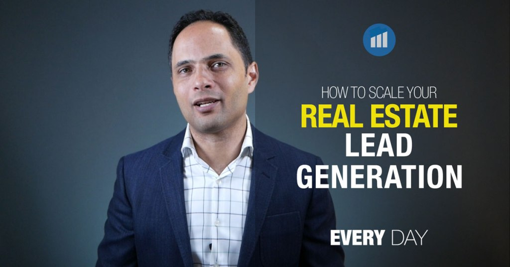 How to scale your real estate lead generation