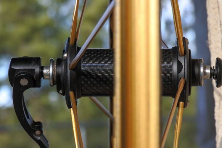 Campagnolo Shamal Ultra Gold Limited Edition Wheelset