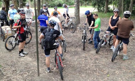 Team building 101 – IT Execs on mountain bikes? Why not!