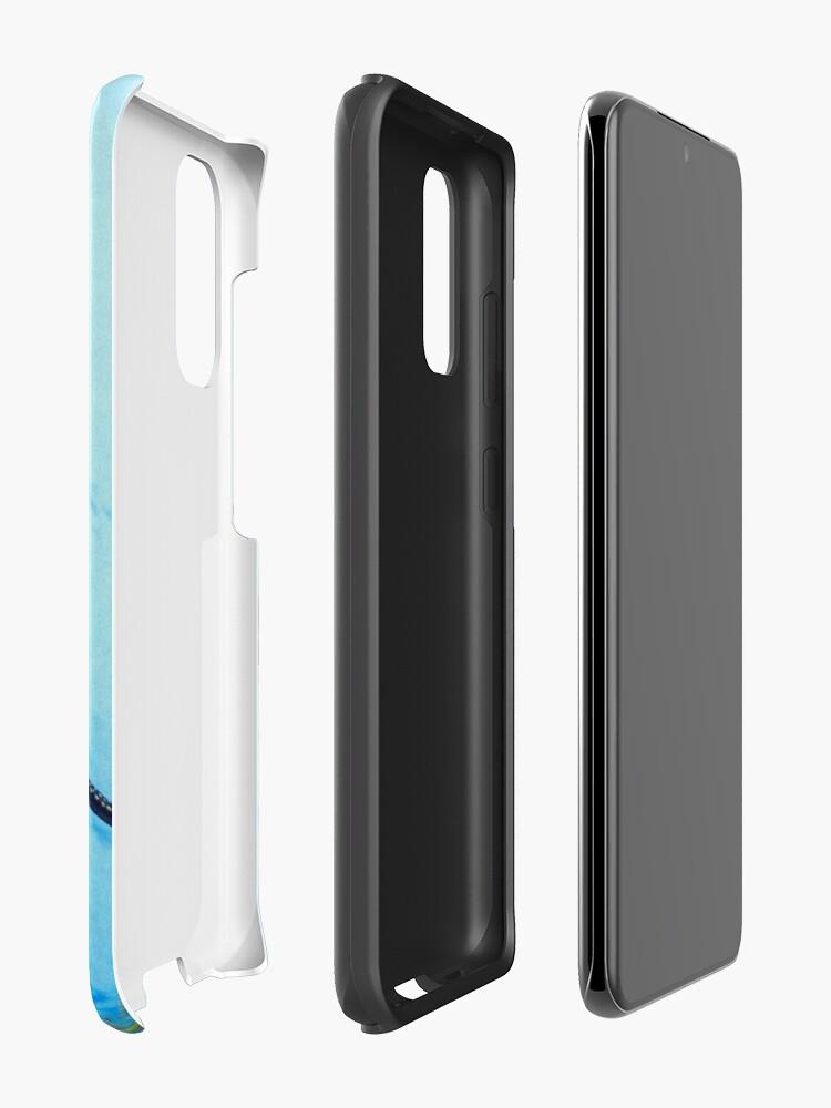 Samsung Galaxy Protective Tough Case Cover Weedy Seadragon