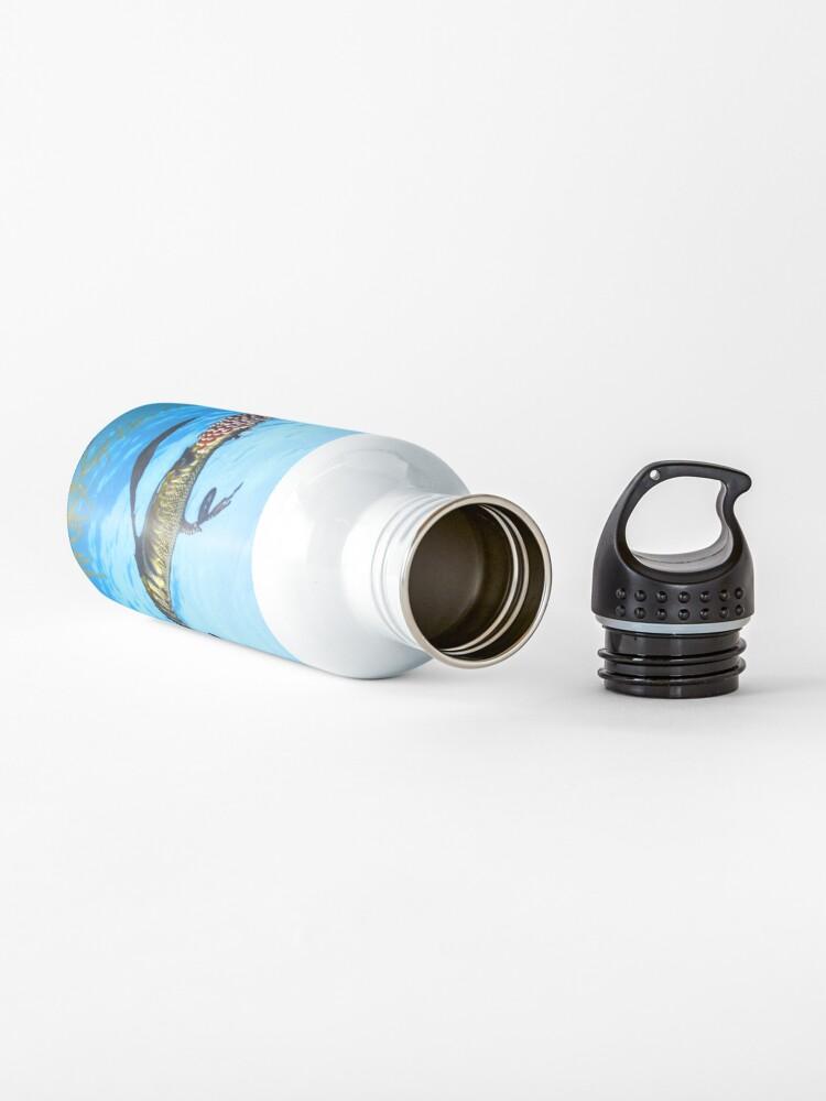 Stainless Steel Water Bottle Flask Weedy Seadragon Print