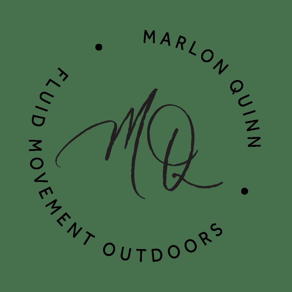 Fluid Movement Outdoors Marlon Quinn Logo