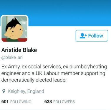 blake as