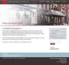 Seattle legal firm website