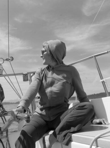 Cruising in the Catalina 25