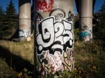Georgetown graffiti