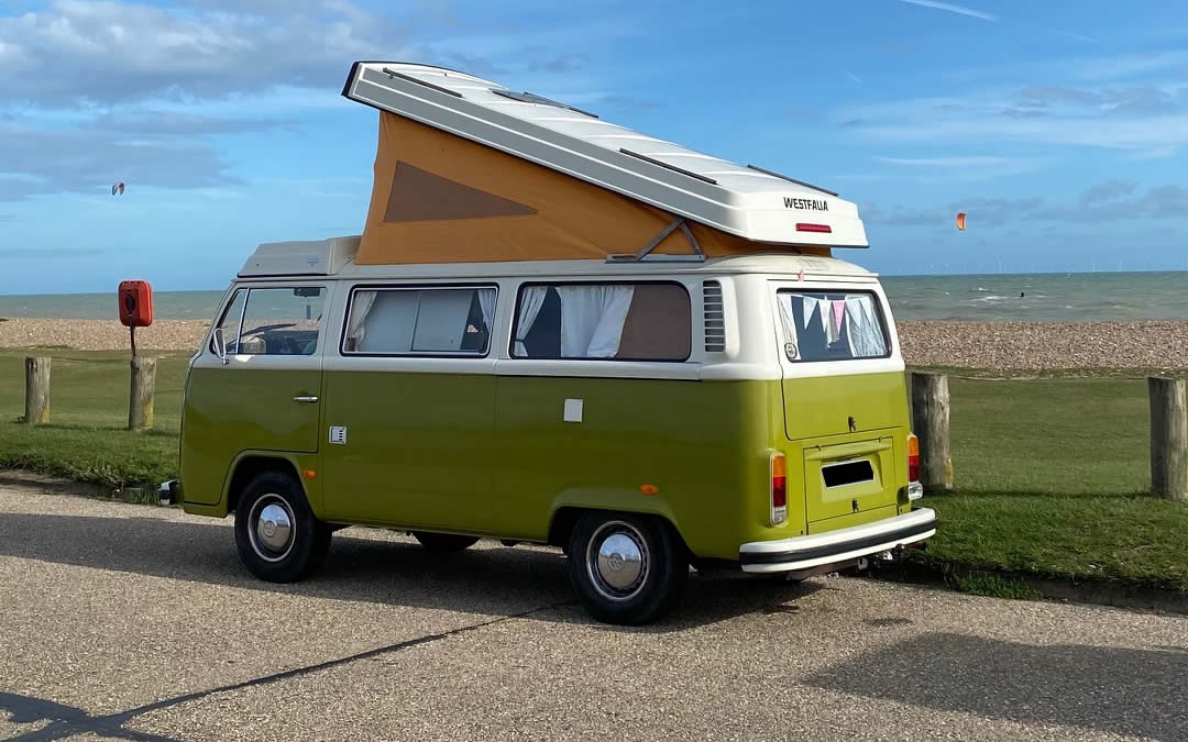 Van by the Sea…