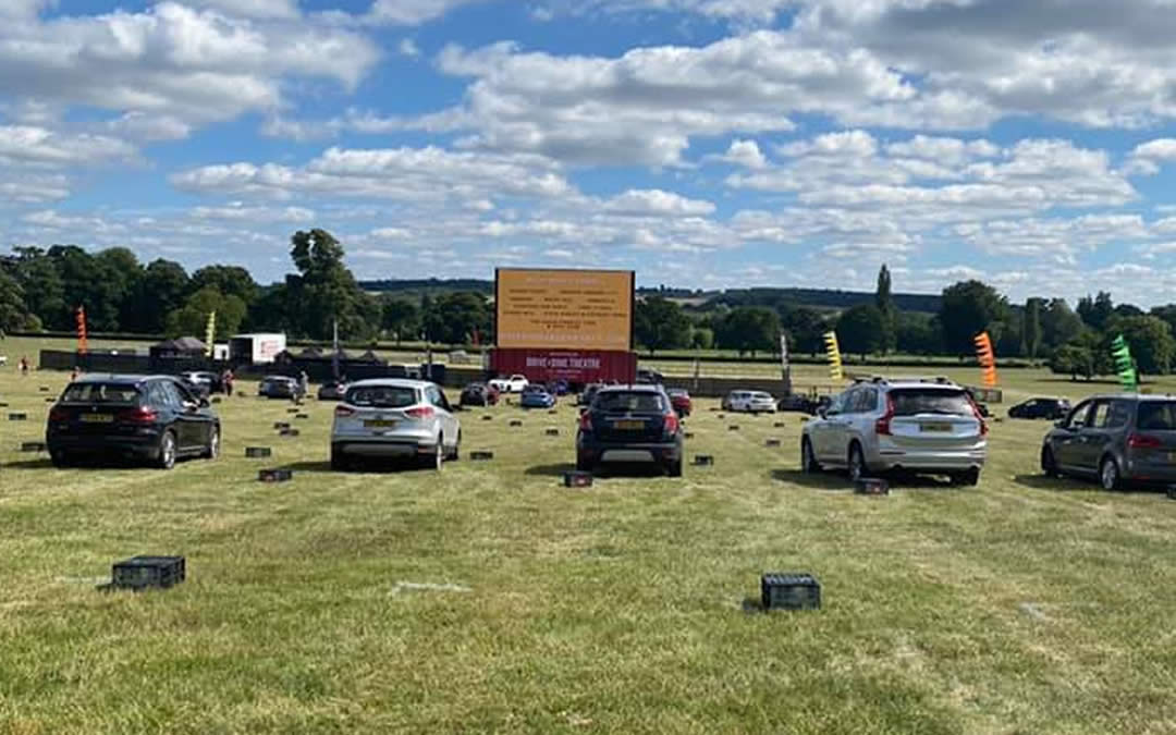 Marlow Transporter Conversions Outdoor Cinema