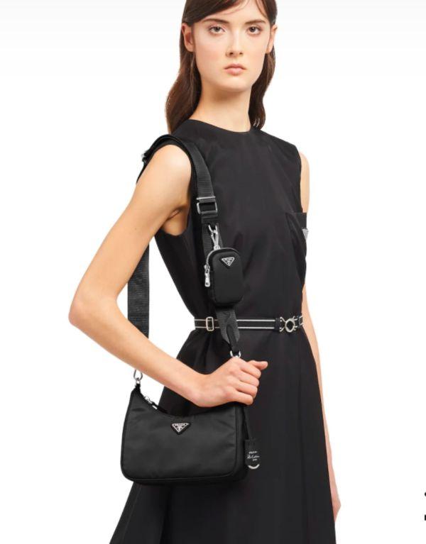 Prada Re-Edition 2005 noir