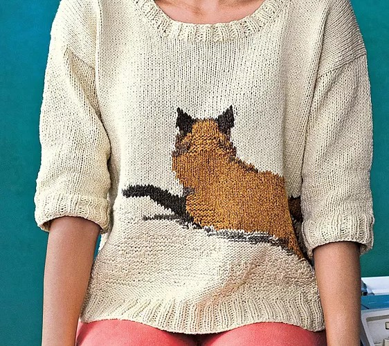 Knitting Expert Kristina McGowan: Top Down Knitting