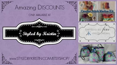 Kristin Omdahl Black Friday and Cyber Monday Deals at StyledbyKristin.com