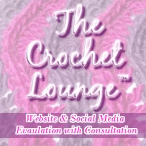 The Crochet Loung logo