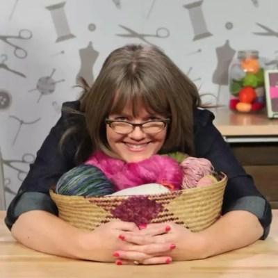 Knitlandia author Clara Parkes