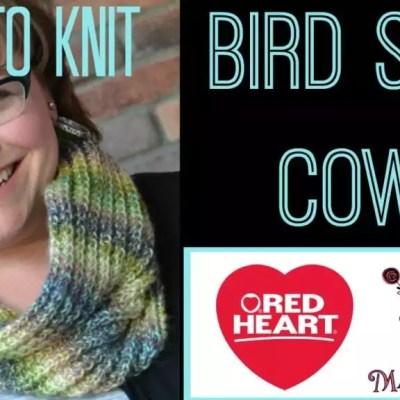 Bird Seed Cowl