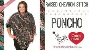 Marly Bird 2016 Crochet Along-Popular Poncho Part 1