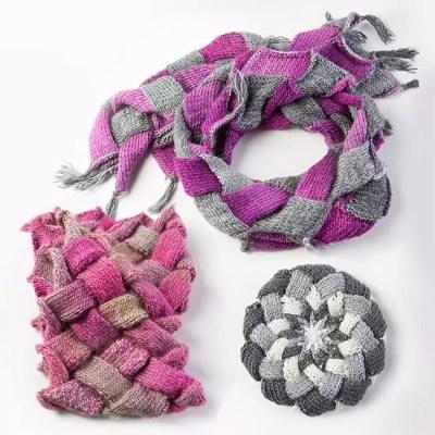 New creativebug Knitting Class with Marly Bird