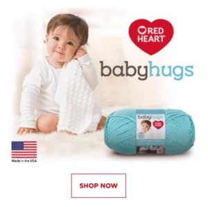 Red Heart Baby Hugs