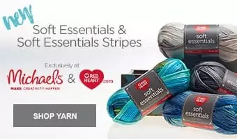 Red Heart Soft Essentials Yarn