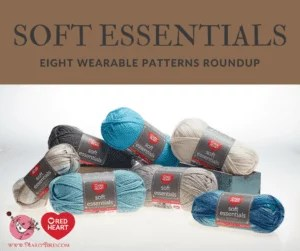 Red Heart Soft Essentials Patterns