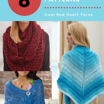 Free Knit Lace Shawl Patterns