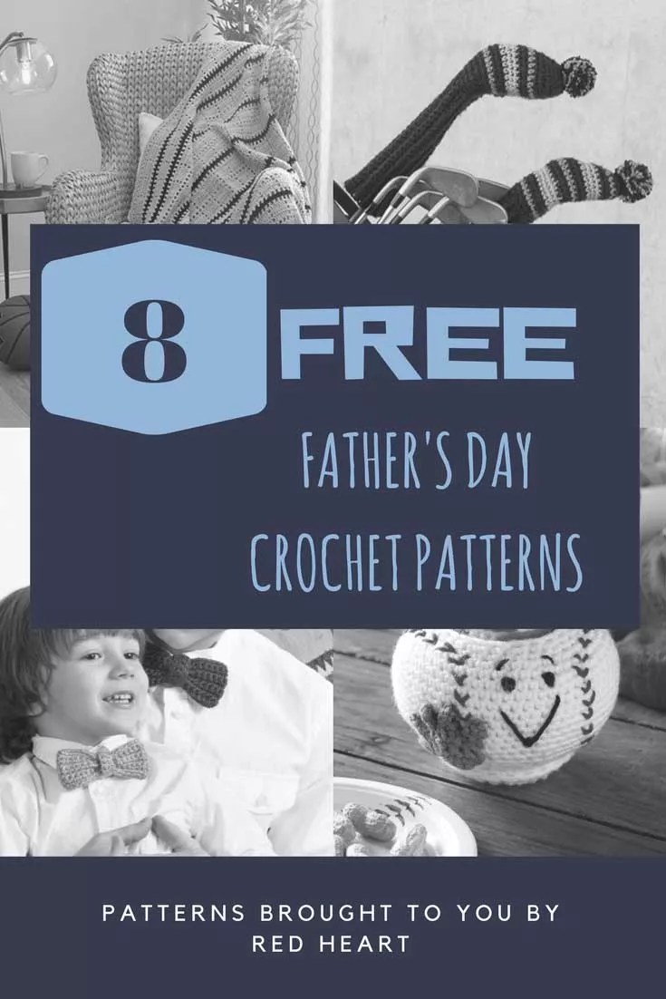 Crochet Father\'s Day Patterns - Marly Bird™