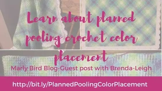 Learn about Planned Pooling Color Placement with guest blogger Brenda-Leigh