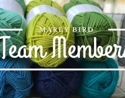 Team Marly Bird-Meet The New Team Members