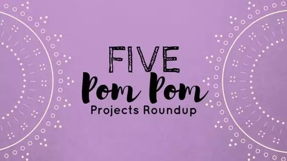 5 Free Pom Pom Projects