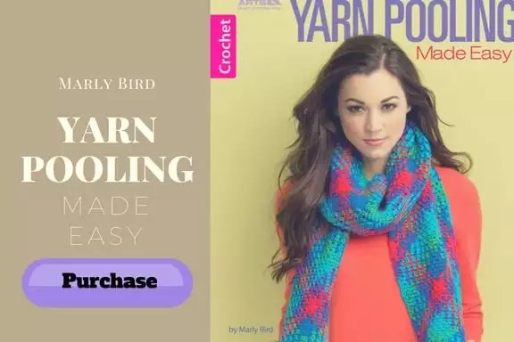 Yarn Pooling Made Easy by Marly Bird