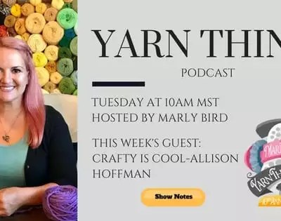 All about Amigurumi with Allison of Crafty is Cool