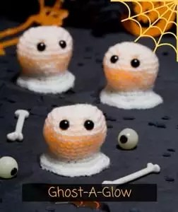 Ghost a Glow Free Pattern from Red Heart