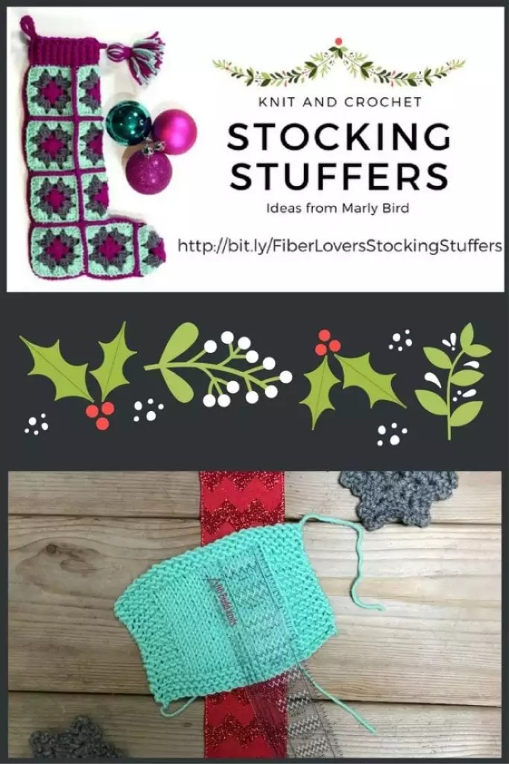 Knit and Crochet Gift Ideas Ann Budd Gauge Ruler from the Loopy Ewe