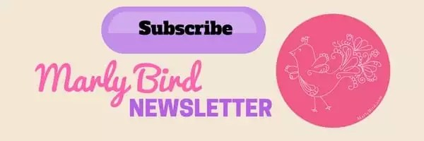 Marly Bird Newsletter