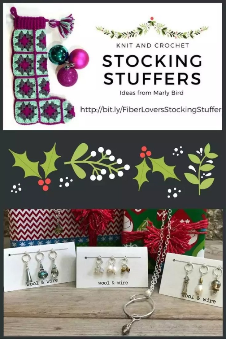 Knit and Crochet Gift Ideas with Wire & Wool
