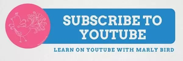 Subscribe to the Marly Bird YouTube Channel