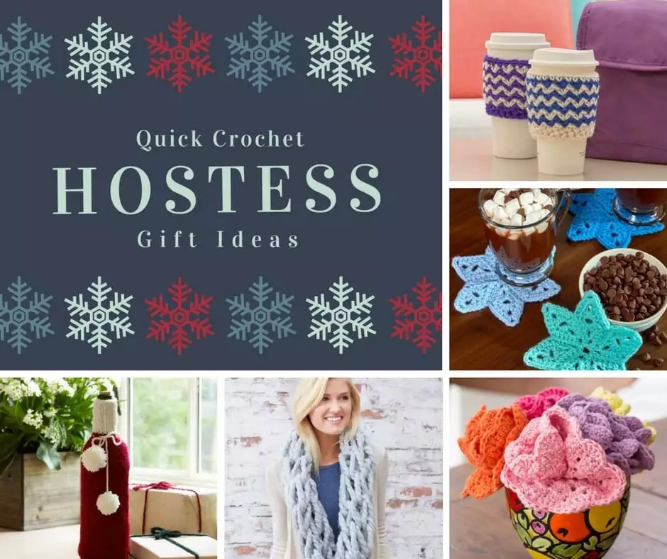 Quick Crochet Hostess Gifts Marly Bird
