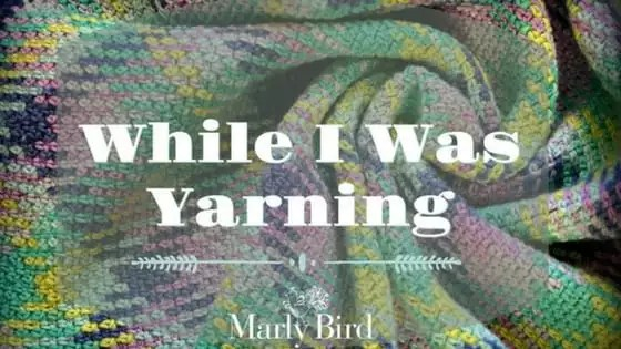 While I was Yarning-A Yarn Journey