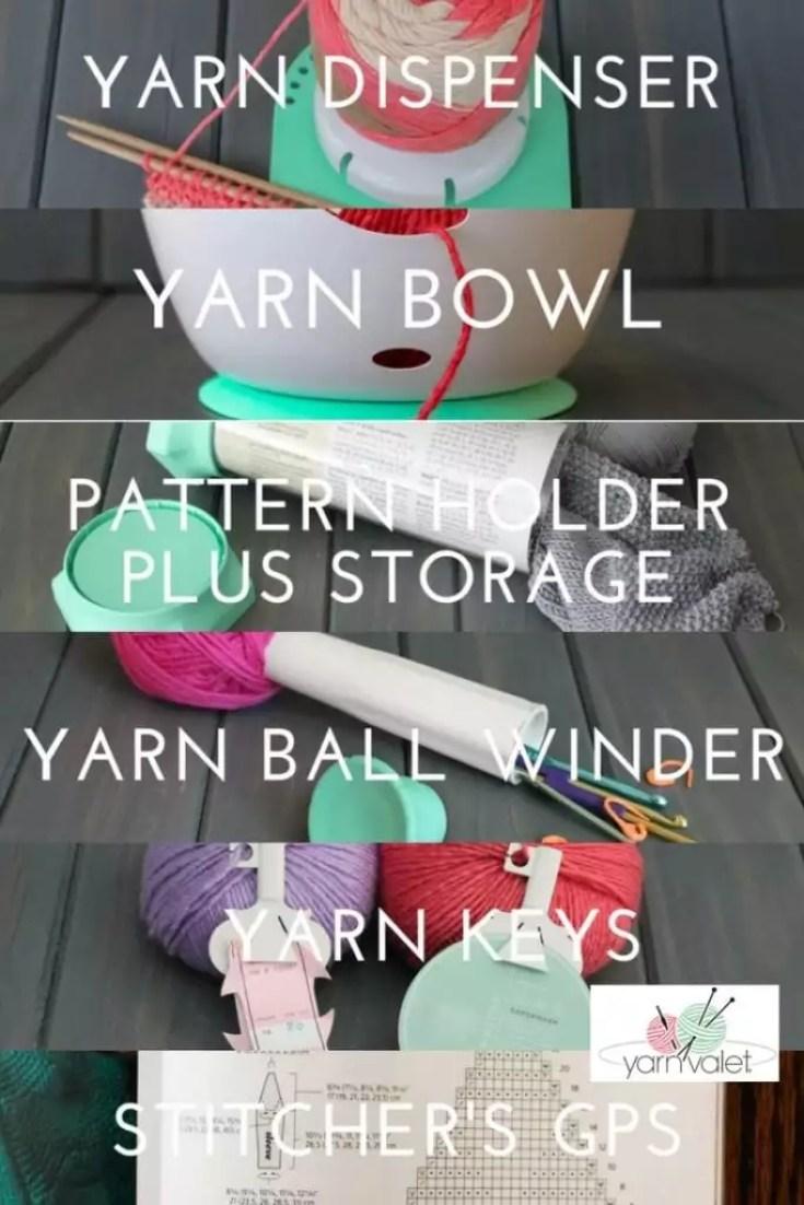 Shop Yarn Valet on Amazon