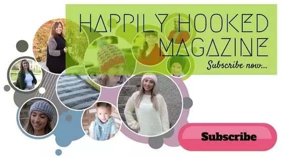 Subscribe to Happily Hooked Magazine Today