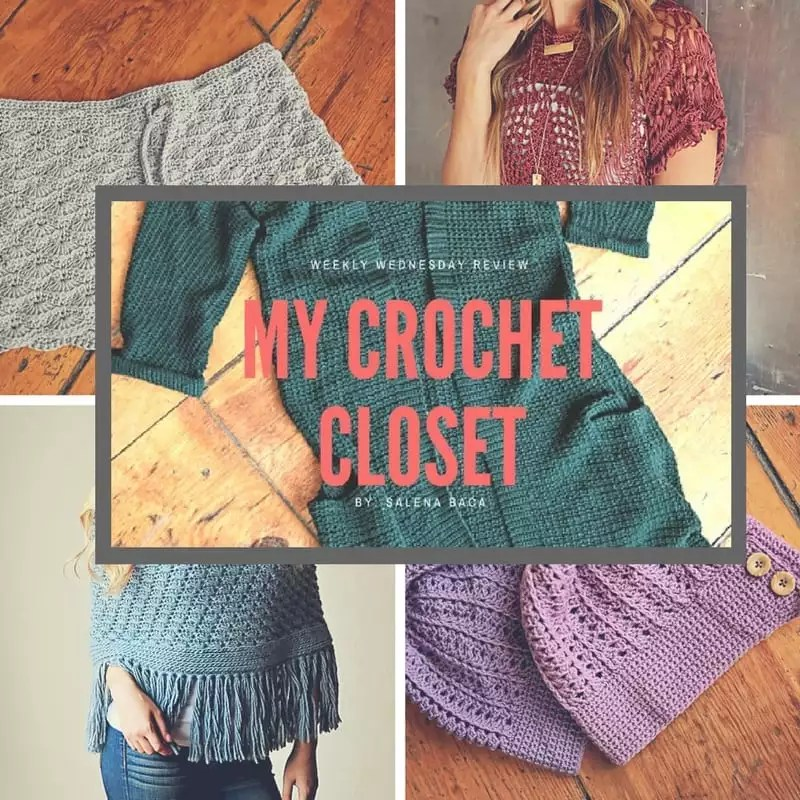 My Crocheted Closet Book Review Marly Bird