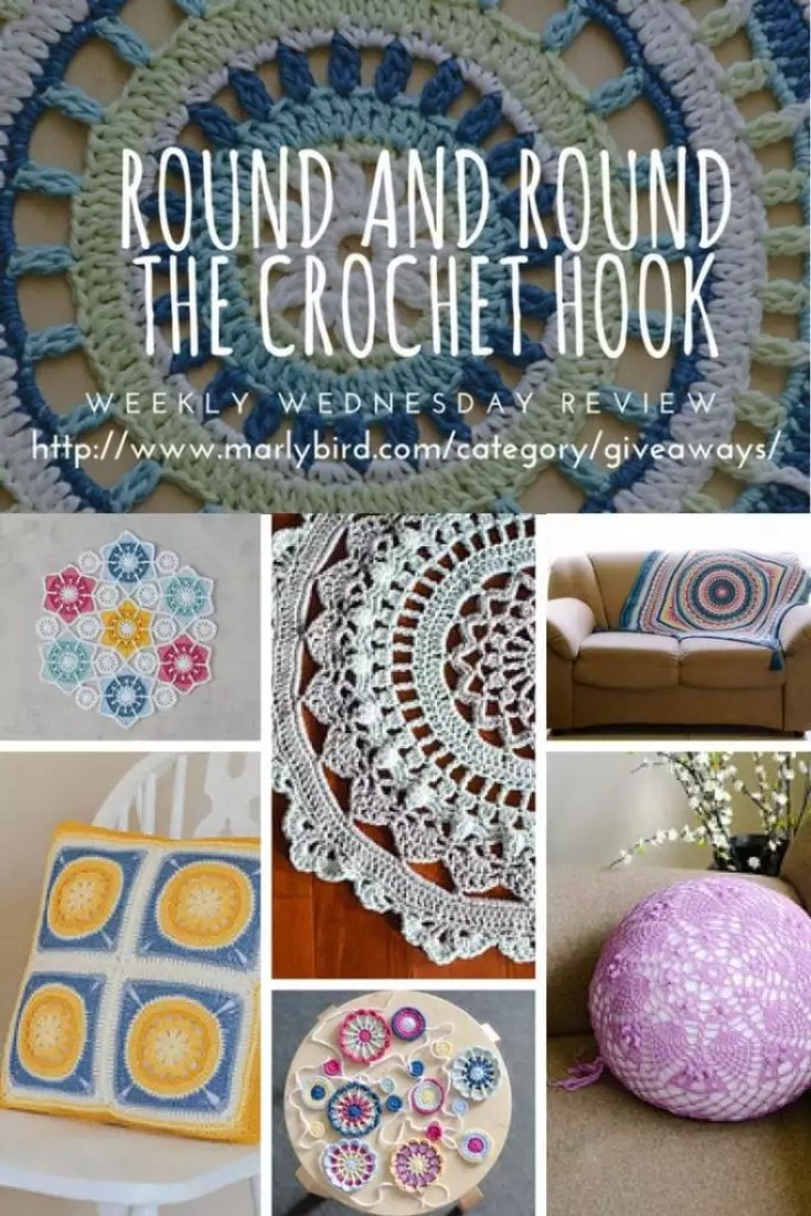 Round and Round the Crochet Hook by Author Emily Littlefair