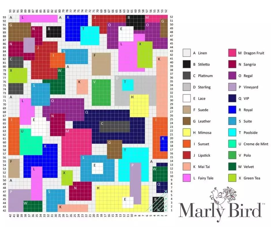 FREE C2C Chic Sheep Day Dream Blanket Chart