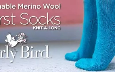 Announcing the 2018 Knit-Along with Marly Bird and Red Heart