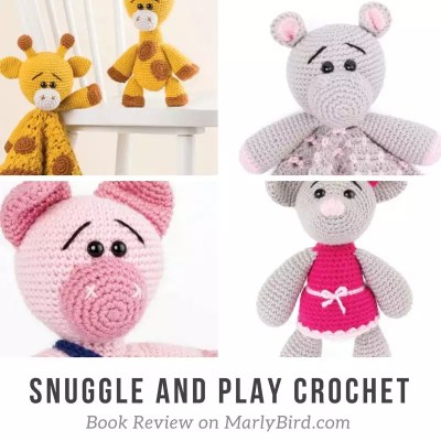 Snuggle and Play Crochet Review-Handmade Baby Gifts