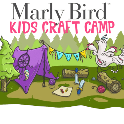 Marly Bird™ Kids Craft Camp 2018